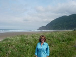 Mindy in Manzanita