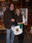 Winner of the Return To Sender Swag Bag giveaway, Jim Gratton